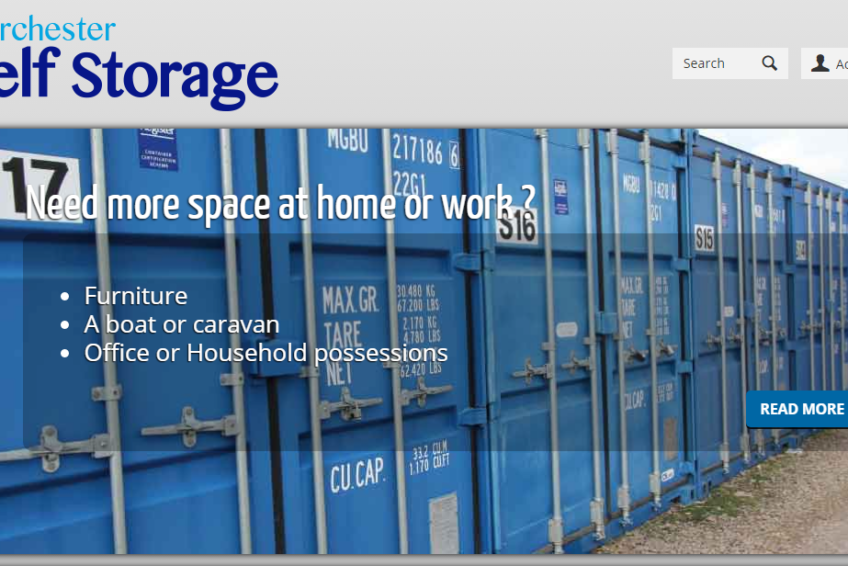 Dorchester Self Storage ⋆ Selfstoragesearch Co Uk